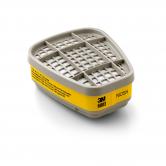 3M™ Organic Vapor/Acid Gas Cartridge 6003/07047(AAD), Respiratory Protection 60/Case