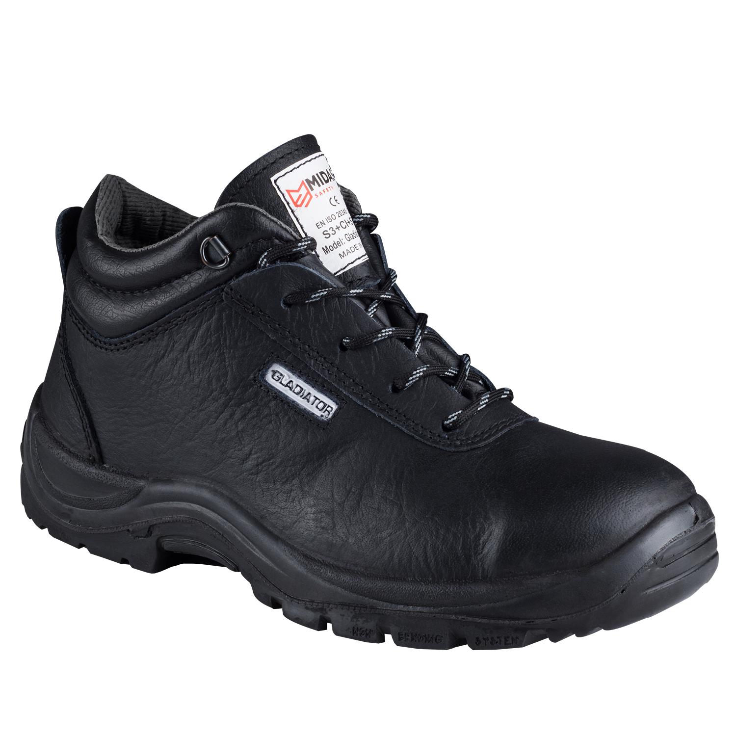 Guardian High Ankle Safety Shoes Foot Protection